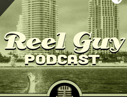 AWSP's Peter Barile on Reel Guys Podcast: CCA on a Half Shell